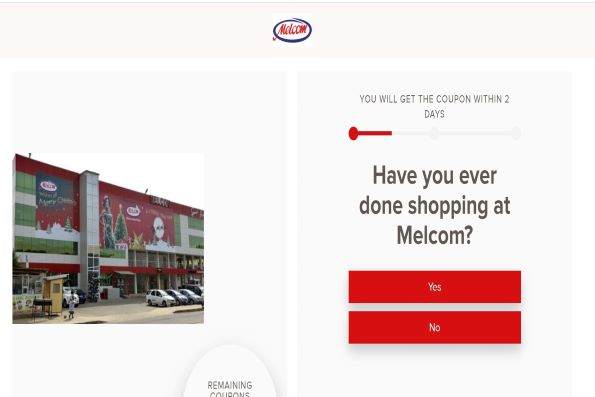 HOAX: Melcom is not giving out GH₵ 2,000 gift cards to every Ghanaian in response to COVID-19