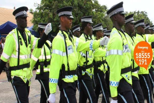 SCAM: Ghana Police Service starts 2020/2021 recruitment