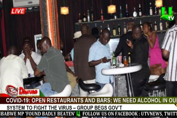 FALSE: Drinking alcohol can help fight coronavirus