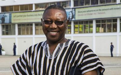 DR CLEMENT APAAK