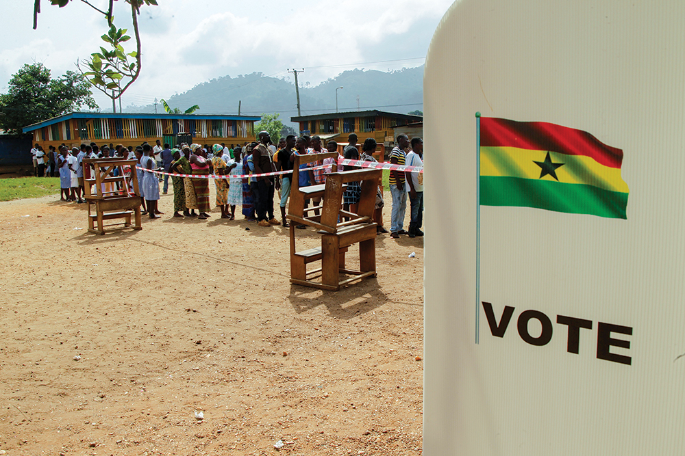 GHANA VOTE