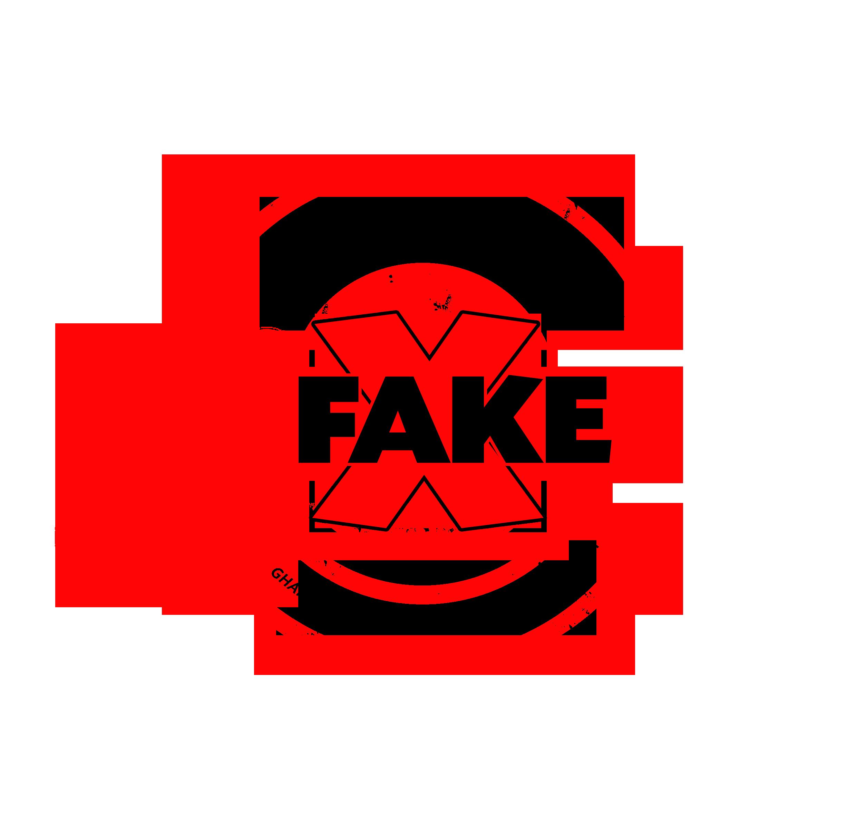 Ghana Fact Embossment - Fake