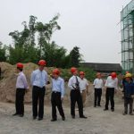 Lianjiang Central Primary School Project Inspection