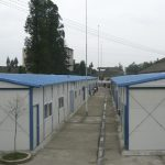 Classes resumed in the temporary shelters provided by the Provincial Government 1