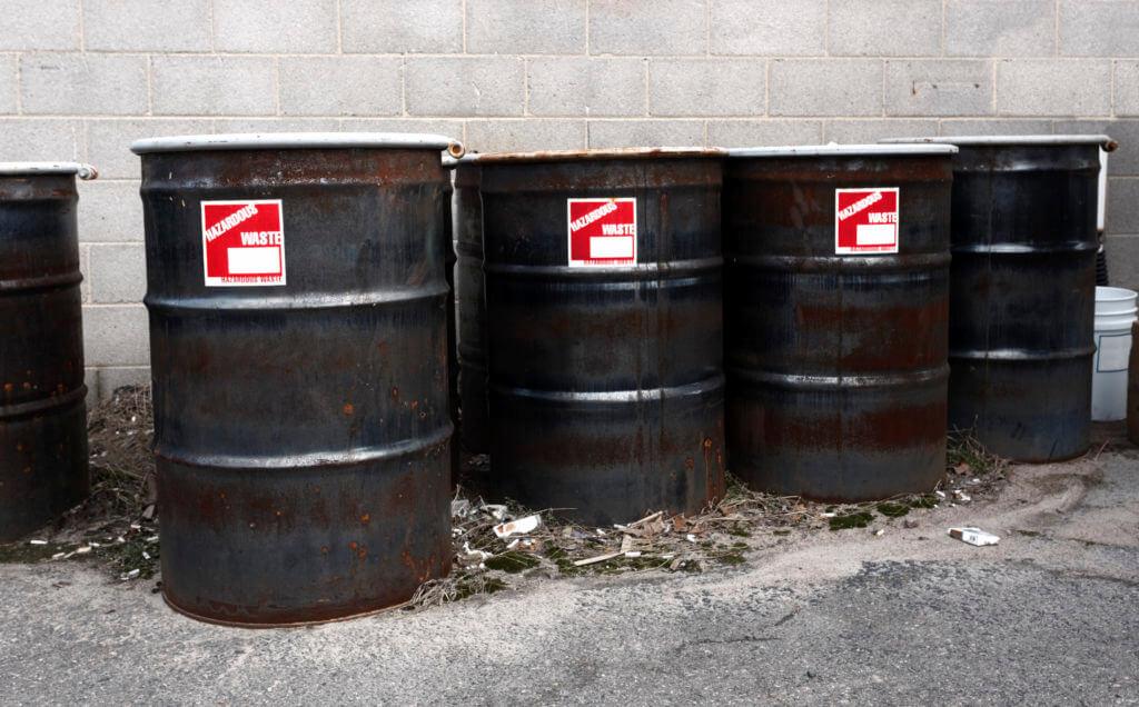 PCBs Hazardous Waste