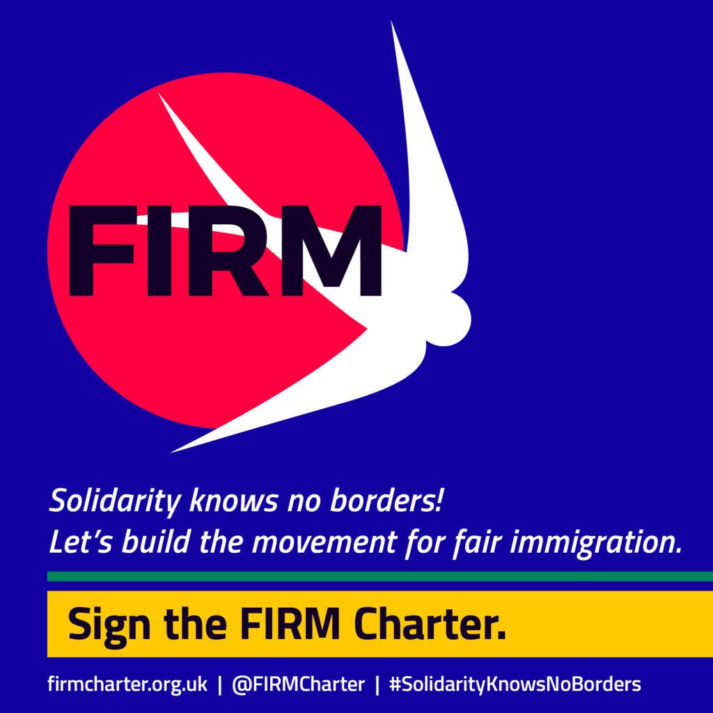 Solidarity Knows No Borders