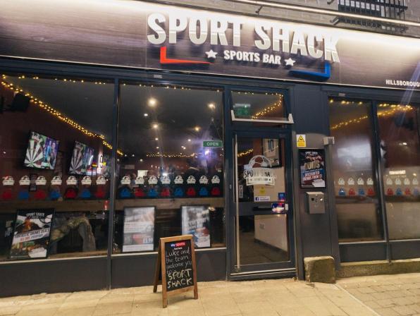 Sports Shack
