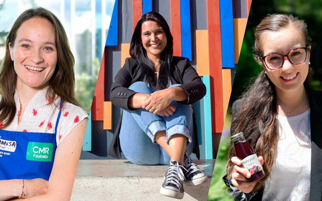 Mujeres bacanes: Destacando mujeres en la innovación empresarial y emprendimiento