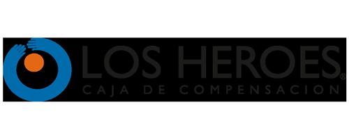 logo los heroes