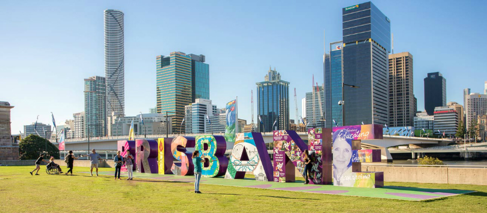 Brisbane and Qld continues its popularity