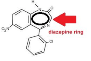 Diazepine ring