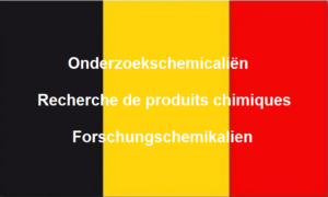 Research chemicals in België kopen