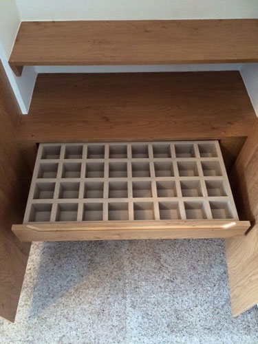Tie, jewellery and accessories drawer