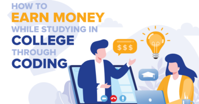 Make money with coding : (even if you're a student)