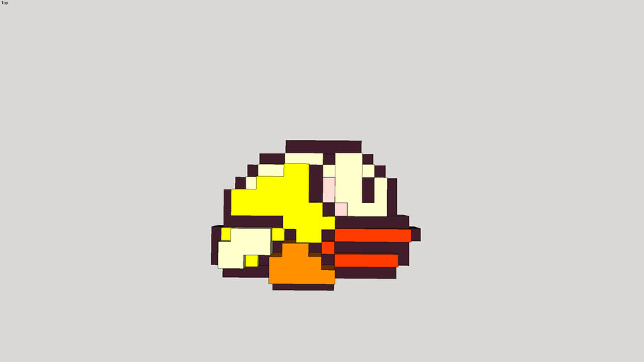 Flappy bird with python