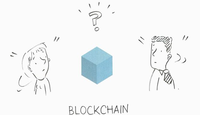 How does the Blockchain work