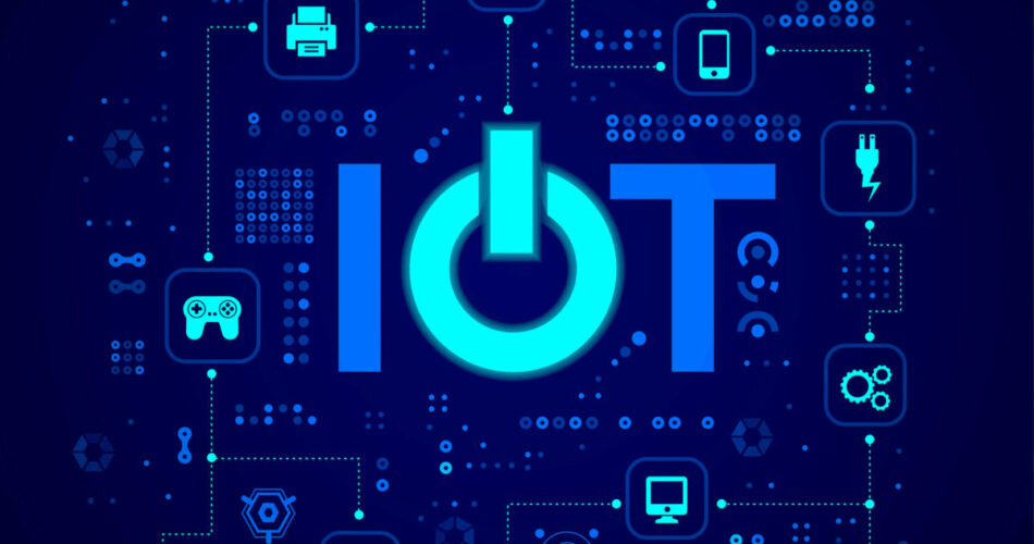 applications of IoT in automobile industry