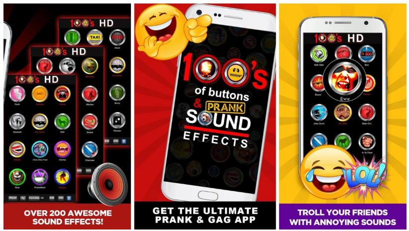 App for sound effects