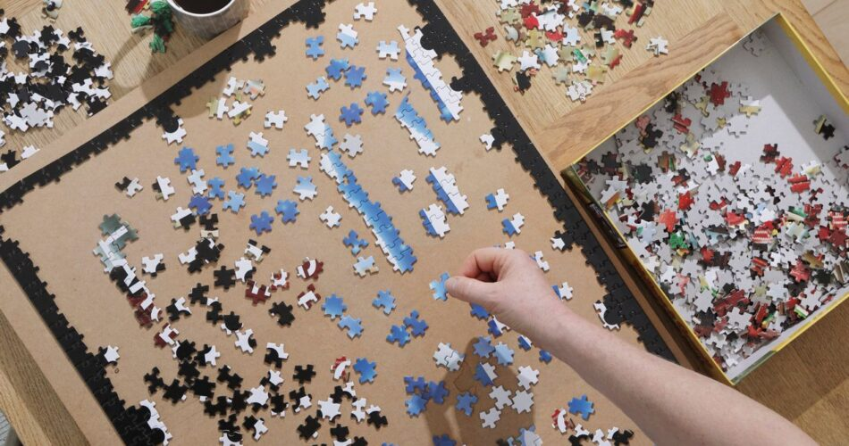 App for Jigsaw Puzzles