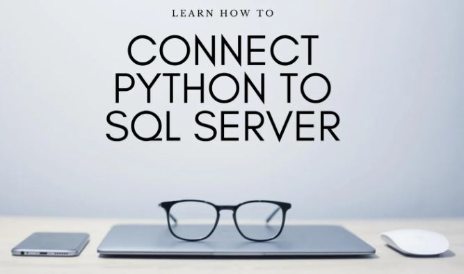 Connect to SQL server Python