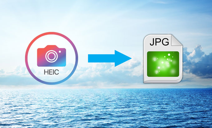 Convert from HEIC to JPG