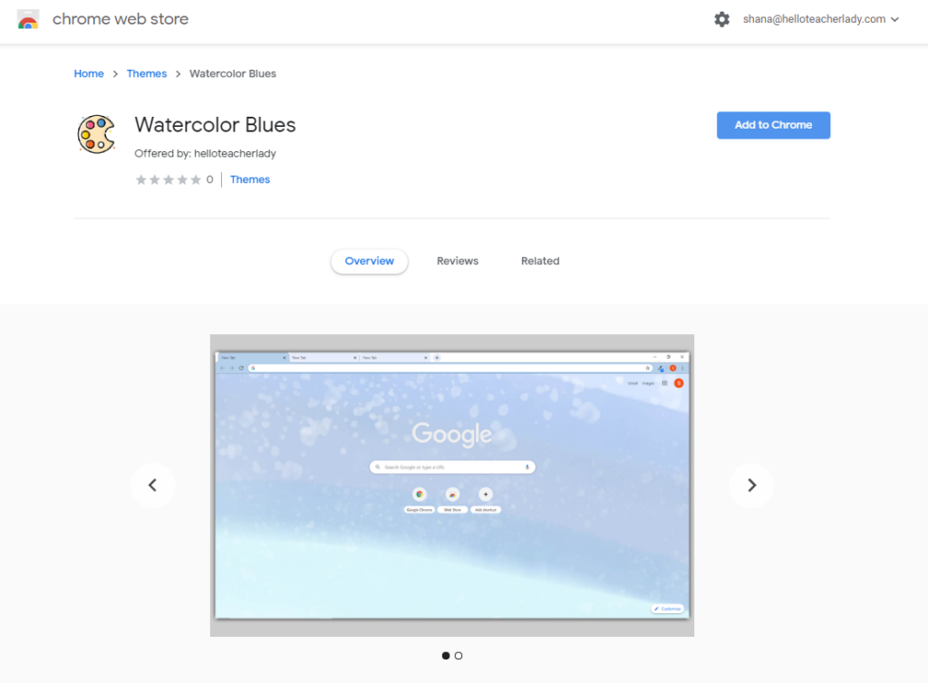 How to customize google homepage