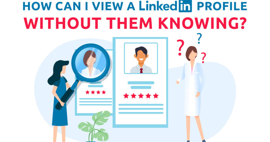 View LinkedIn Profile without Account