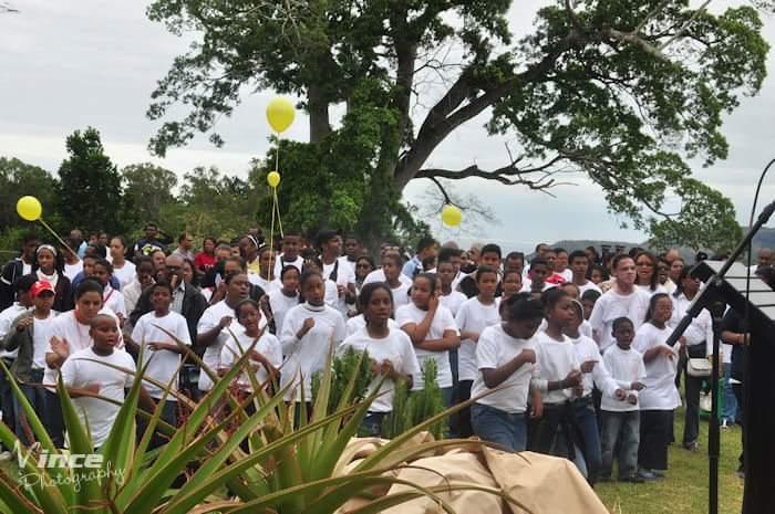 Marche des Vocations 2012