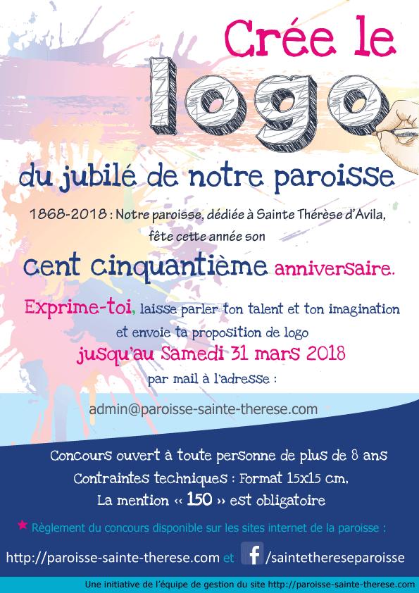 Concours logo 150ans