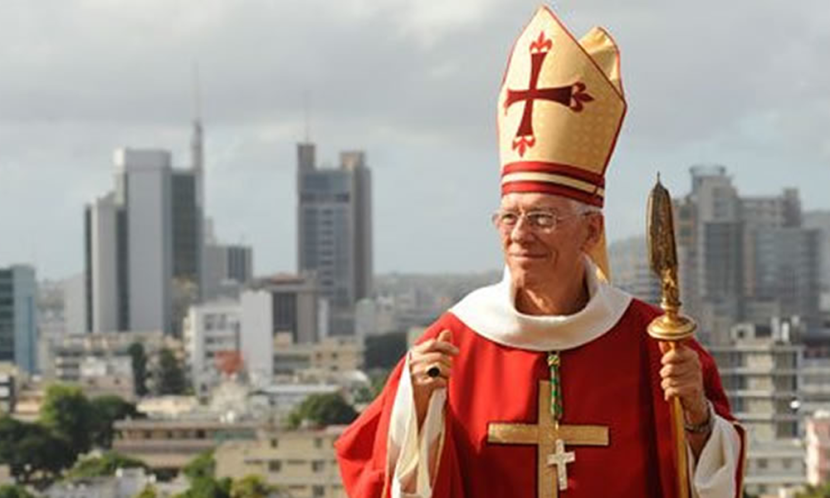 Cardinal Maurice E. Piat