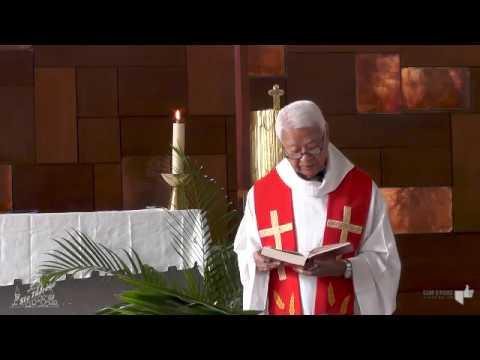 Messe des Rameaux et de la Passion du Seigneur