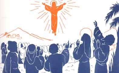 L'Ascension de Jésus