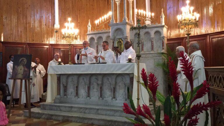 Messe en la solennité du Sacré Coeur de Jésus