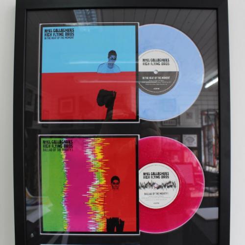 Ltd edition singles