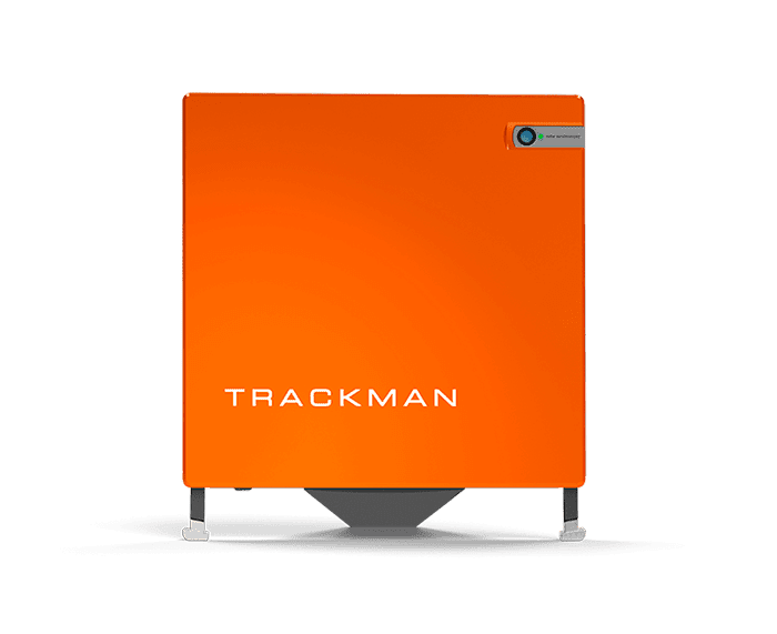 Trackman launch monitor for data analysis and improving your golf swing
