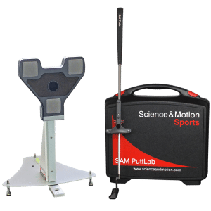 Sam PuttLab the most accurate putting sensor and analysis system for the best golf lessons