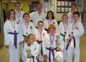 AMA British National Championships 2007 New Squad Members