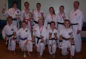 AMA British National Karate Championships 2004