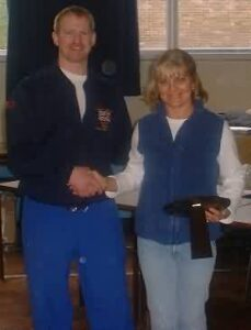 Adult Student Of The Year 2002