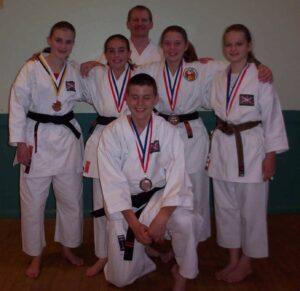 British Karate National Youth Championships 2004
