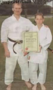 Dan Gradings 2002