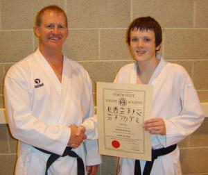 Dan Gradings 2007
