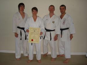 Dan Gradings 2009
