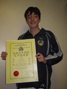 Dan Gradings 2010