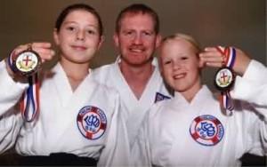English Karate National Junior Championships 2002