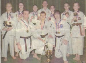 Junior British International Open 2004