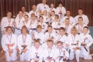 SKU National Kata Championships 2003