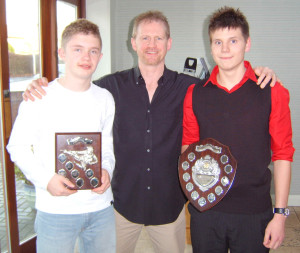 Student of the Year Award 2007