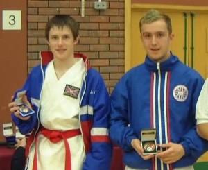 Welsh Open Championships 2003