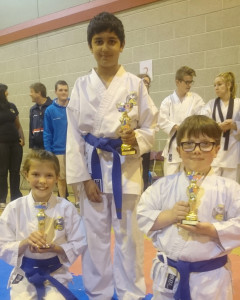 Club Comp 2015 Green and Blue Belts 10-14 Years